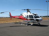 N352SA @ PRB - Sycan Corp/Sinton Helicopters 2004 Eurocopter AS350B3 @ Paso Robles Municipal Airport, CA - by Steve Nation