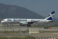 SX-BLW @ AGP - Air Greece / Air Scotland Boeing 757-200