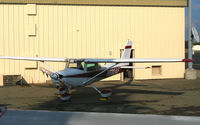 N622AF @ SAC - 1981 Cessna 152 @ Sacramento Exec Airport, CA