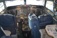62-6000 @ FFO - Cockpit of SAM 26000 VC-137C