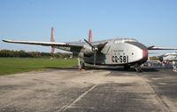 48-581 @ FFO - Fairchild C-82 Packet