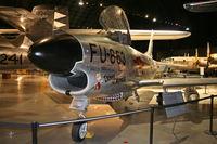 50-477 @ FFO - North American F-86D Sabre