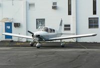 N8190N @ N07 - I found this neat customized 1969 Piper Cherokee 140 lurking behind one of the buildings at Lincoln Park Airport. - by Daniel L. Berek