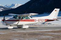 D-EFEV @ SMV - Cessna 172 - by Andy Graf-VAP