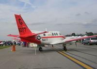 161077 @ BKL - Navy Beech T-44 - by Florida Metal