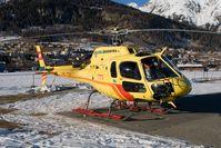 HB-ZDV @ SMV - Heli Bernina Eurocopter AS350 - by Andy Graf-VAP