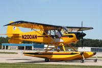 N200AN @ PTK - sea plane