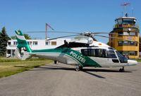 D-HBWB @ EDTF - Eurocopter EC-155B - by J. Thoma