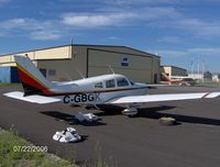 C-GBGK @ CEN4 - At High River AB - by Bruce Klassen