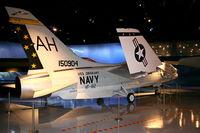150904 @ AZO - F-8J Crusader