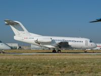 C-GTAN @ YYC - Stored YYC - Ex Cdn Regional/Jazz etc - by Bill Knight