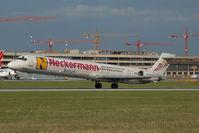 SE-DMH @ VIE - Nordic Leisure MD90 in Neckermann colors