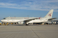 A7-ADF @ VIE - Qatar Airways Airbus 320