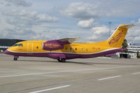 OE-LJR @ VIE - Welcome Air Dornier 328Jet