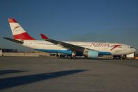 OE-LAP @ VIE - Austrian Airlines Airbus 330-200