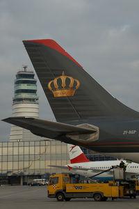 JY-AGP @ VIE - Royal Jordanian Airbus 310