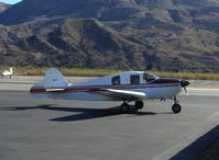 N8852R @ SZP - 1960 Downer Bellanca 260 Model 14-19-3, Continental IO-470-F 260 Hp, refueling - by Doug Robertson