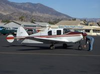 N8852R @ SZP - 1960 Downer Bellanca 260 Model 14-19-3 CRUISEMASTER, Continental IO-470-F 260 Hp - by Doug Robertson