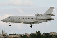 CS-DFB @ LMML - BIZ JET - by mark a. camenzuli