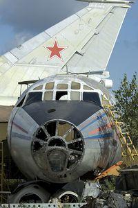 CCCP-42328 @ RIX - Aeroflot Tupolev 104 - by Yakfreak - VAP