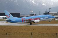 G-THON @ SZG - Thomsonfly B737-300 - by Thomas Ramgraber-VAP