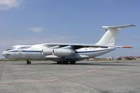 UR-76777 @ OST - ATI Airlines Iljuschin 76