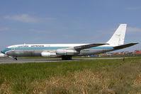 YA-GAF @ OST - Uganda Airlines Boeing 707