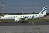 YL-BBC @ RIX - Latcharter Airbus 320