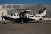 D-EFMU @ VIE - Cessna 208 - by Yakfreak - VAP