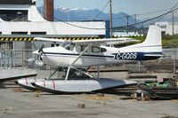 C-GQDS @ CAM9 - Seen on a sunny summer day In Vancouver - by Teiten