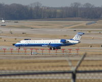 N157GJ @ CVG - United Express