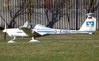 D-KHBG - Diamond Aircraft H36 Super Dimona - by Volker Hilpert