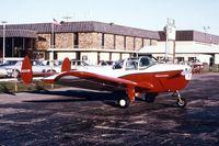 N104B @ KDPA - Photo taken for aircraft recognition training - by Glenn E. Chatfield