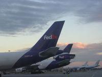 N429FE @ ATL - A310