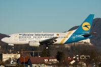 UR-GAK @ SZG - Ukraine International Boeing 737-500 - by Yakfreak - VAP