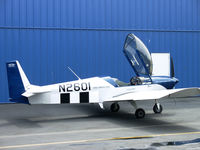 N2601 @ KTOA - N2601 at KTOA, in front of the hanger of LA Sport Planes - by COOL LAST SAMURAI