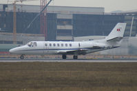 HB-VLZ @ VIE - Sky Work Cessna 550 Citation - by Thomas Ramgraber-VAP