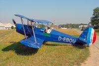 D-EBOU @ EDTF - Stampe-Vertongen SV-4C - by J. Thoma