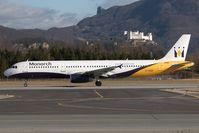 G-OZBE @ SZG - Monrach A321-200 - by Andy Graf-VAP