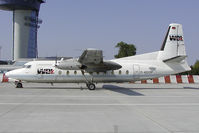 D-ADUP @ BTS - WDL Aviation Fokker 27