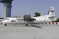 D-ADUP @ BTS - WDL Aviation Fokker 27 - by Yakfreak - VAP