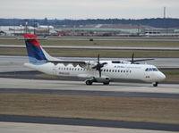 N630AS @ ATL - ASA ATR-72 - by Florida Metal