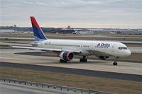 N628DL @ ATL - Delta 757-200