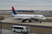 N618DL @ ATL - Delta 757