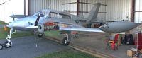 N221MB @ HBI - 1966 Cessna 172  at the North Carolina Aviation Museum-Asheboro N.C. - by Richard T Davis