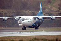 4K-AZ23 @ LUX - An-12BP - by Volker Hilpert
