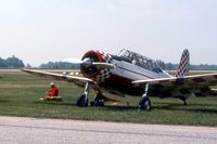 N63838 @ SGH - BT-13A at the Springfield, OH air show - by Glenn E. Chatfield
