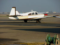 N9258M @ SCK - 1966 Mooney M20E @ Stockton Municipal Airport, CA