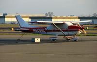 N52992 @ LVK - 1974 Cessna 182P @ Livermore Municipal Airport, CA