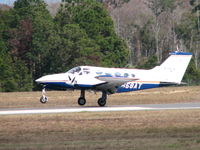 N658AT @ CRG - Just arriving from Charlotte (PGD) - by Sam Andrews